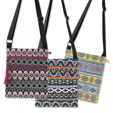 Wanderlust Cross-Body Bag
