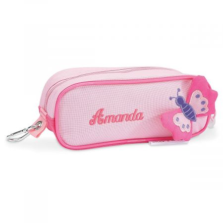 3-D Butterfly Pencil Case