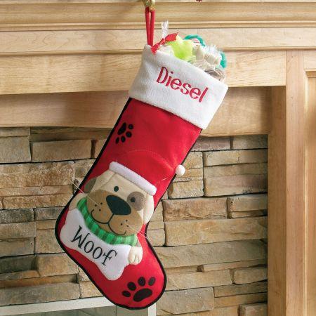 Pet Fabric Stockings-Dog-Z814205