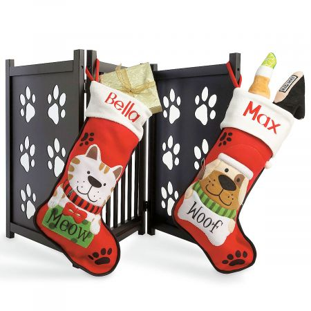 Pet Fabric Stockings-Cat-Z814206
