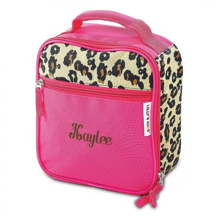 Leopard Spots Lunch Bag