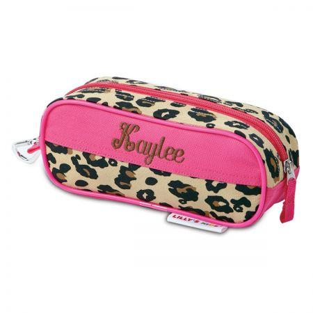 Leopard Spots Pencil Case