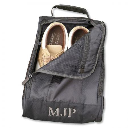 Deluxe Golf Shoe Bag