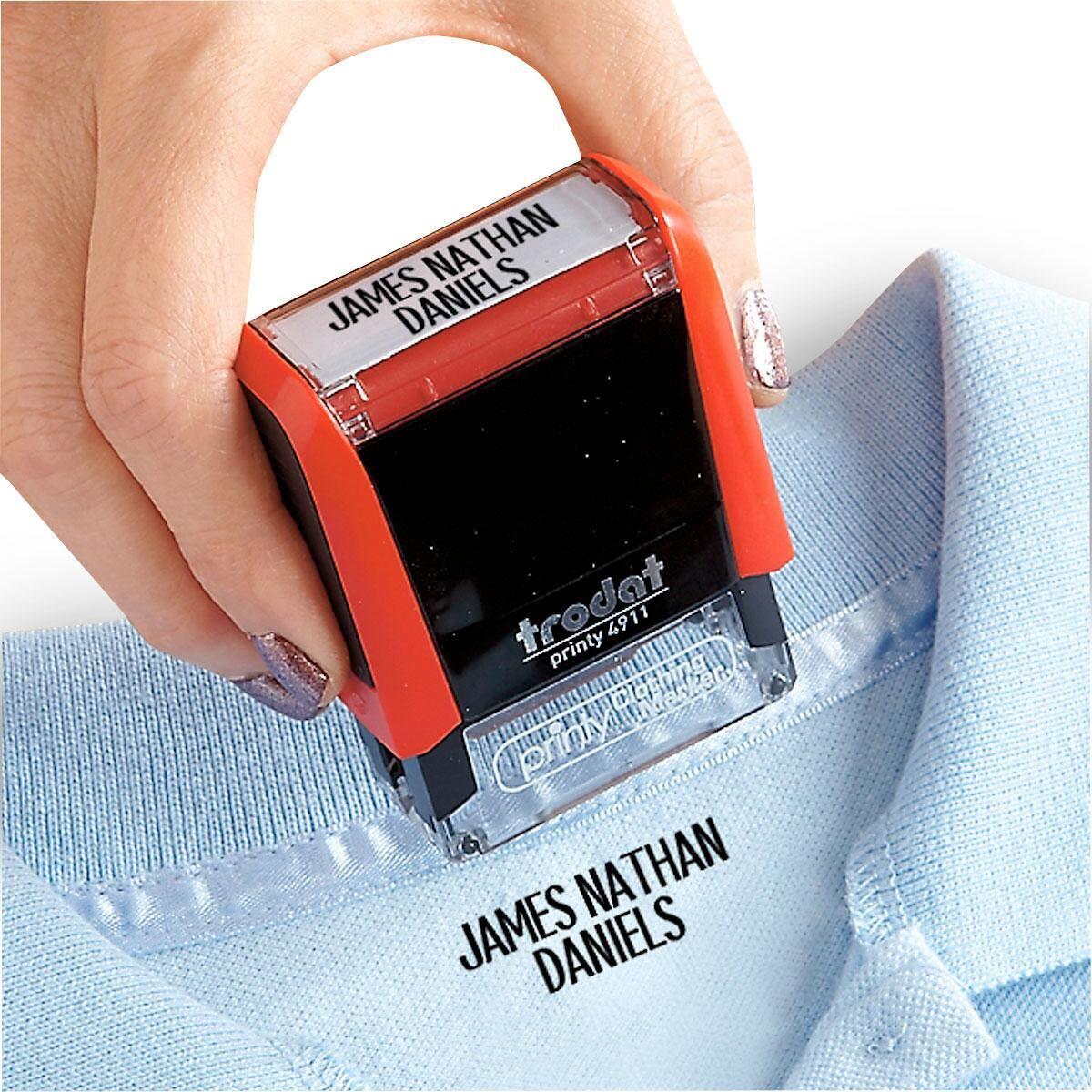 Clothing Stamper