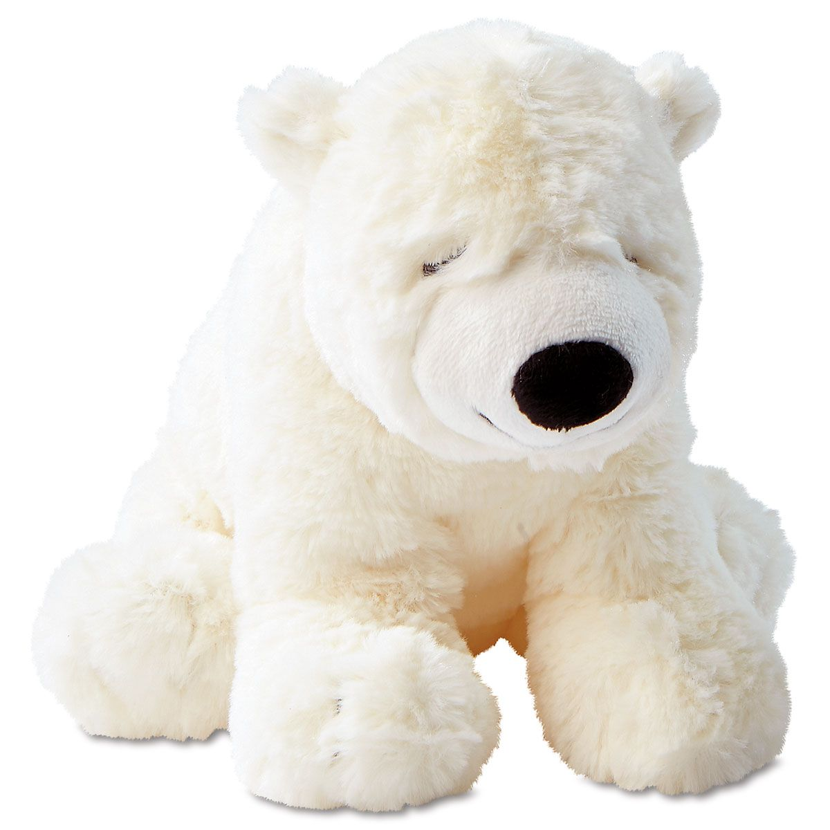 Plush Polar Bear