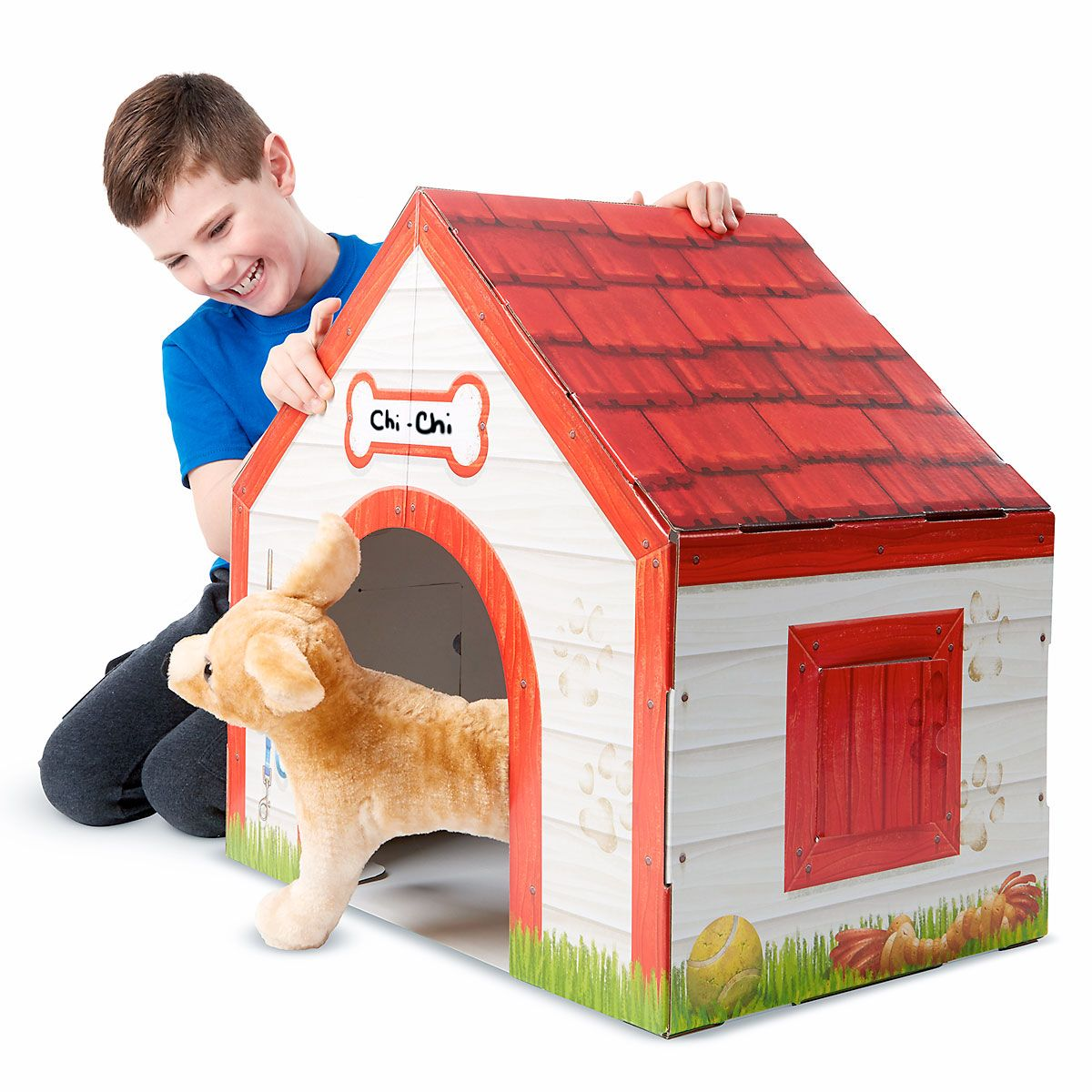 Pet Play Doghouse by Melissa & Doug®