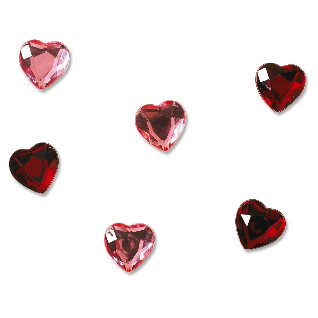 Mini Heart Magnets