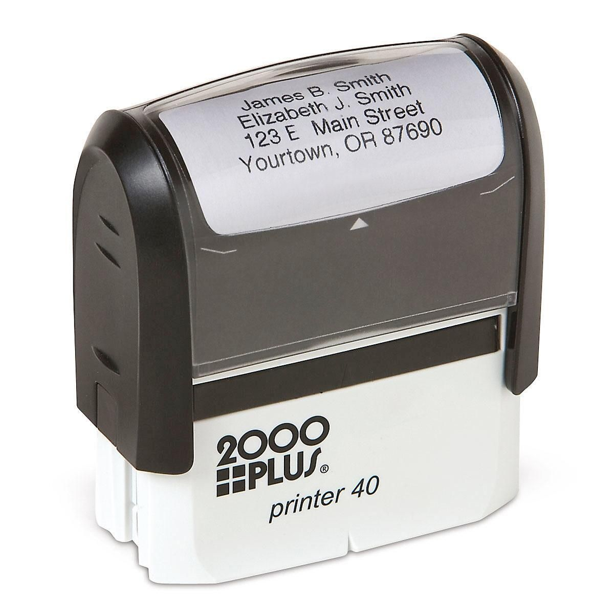 Standard Self-Inking Address Personalized Stamp