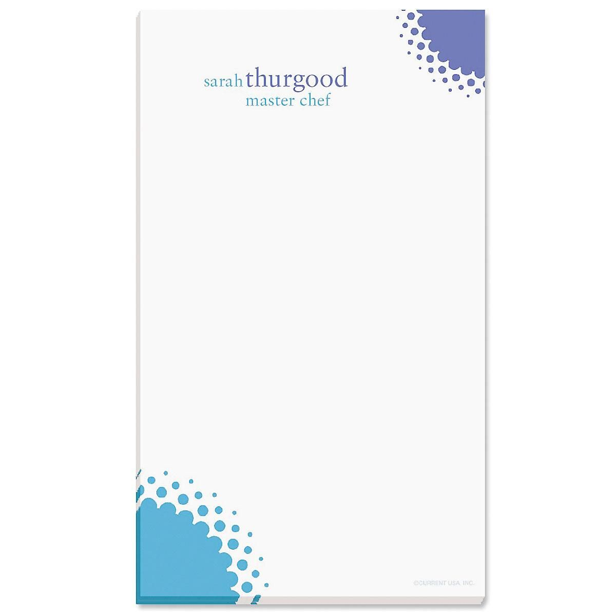 Sweet Spot Notepad
