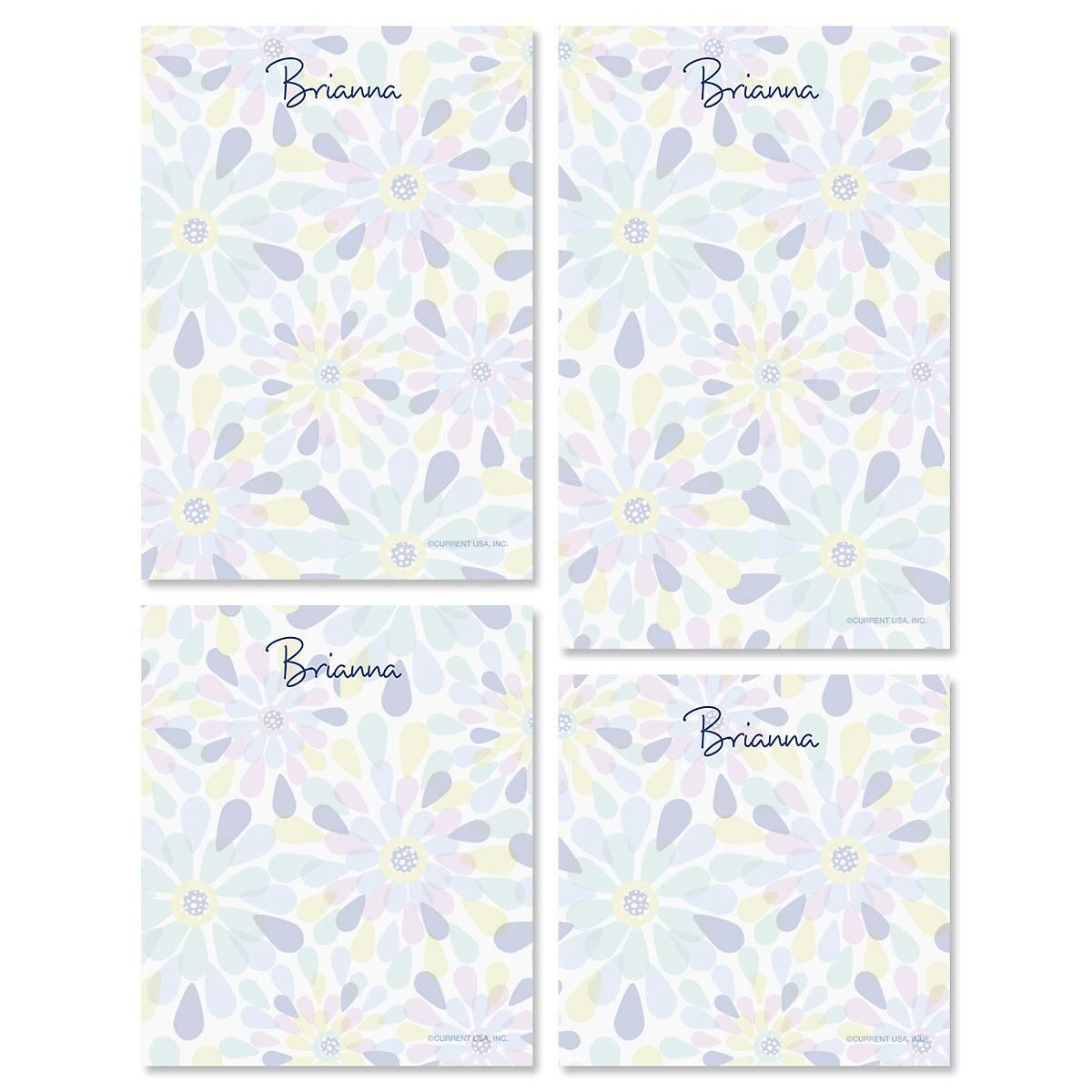 Fresh Blooms Notepads