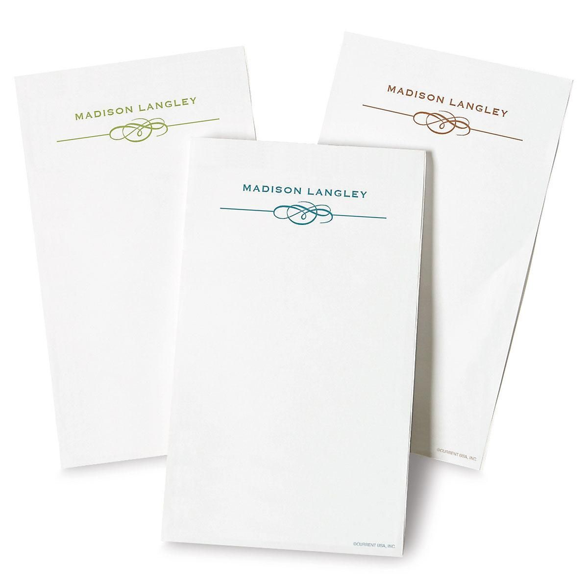 Distinction Notepad