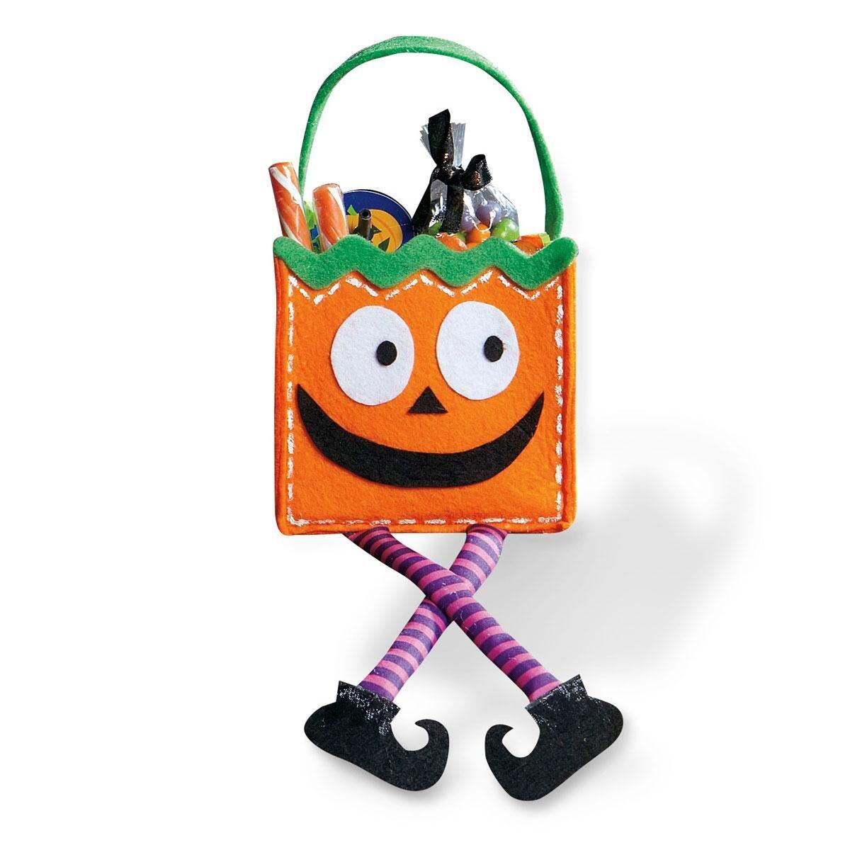 Pumpkin Party Treat Bags