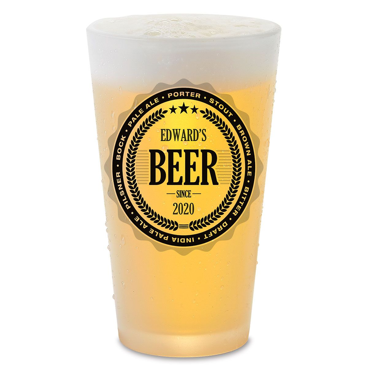 Brewing Company Pint Glass