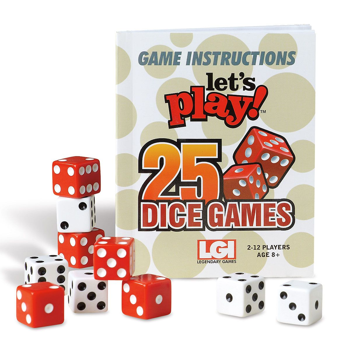 Let's Play 25 Dice Games