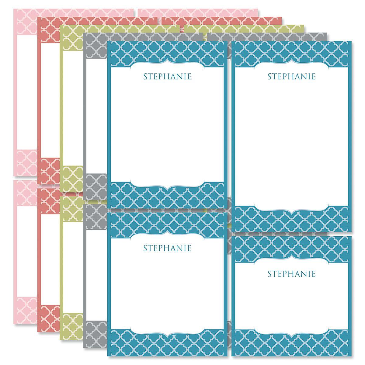 Renaissance Notepads