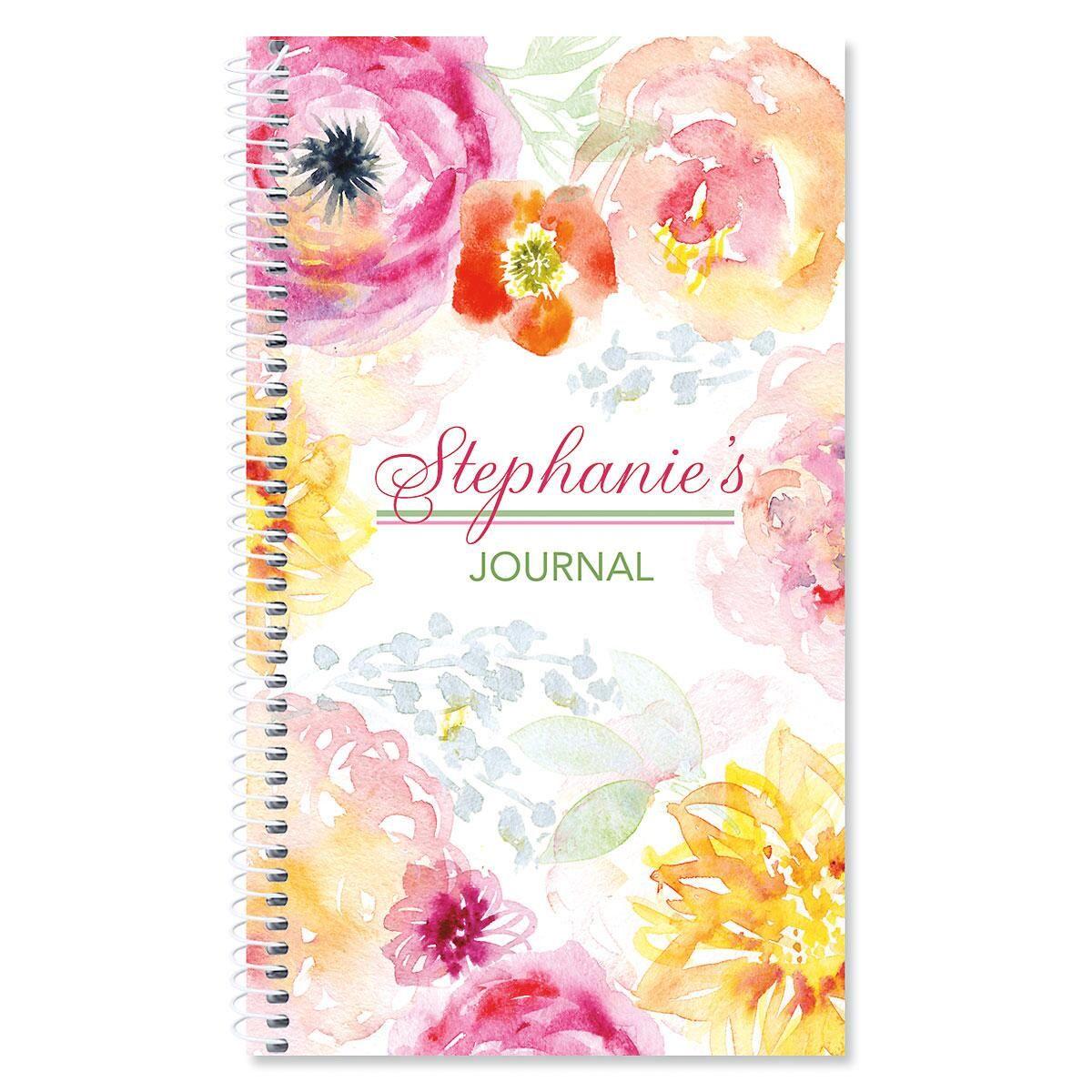 Pretty Posy Notebook