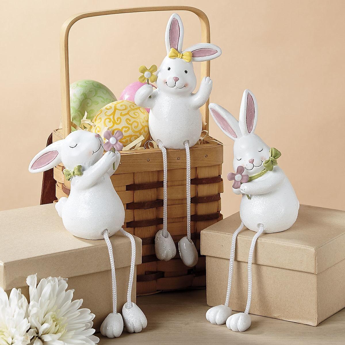 Bunny Figurines