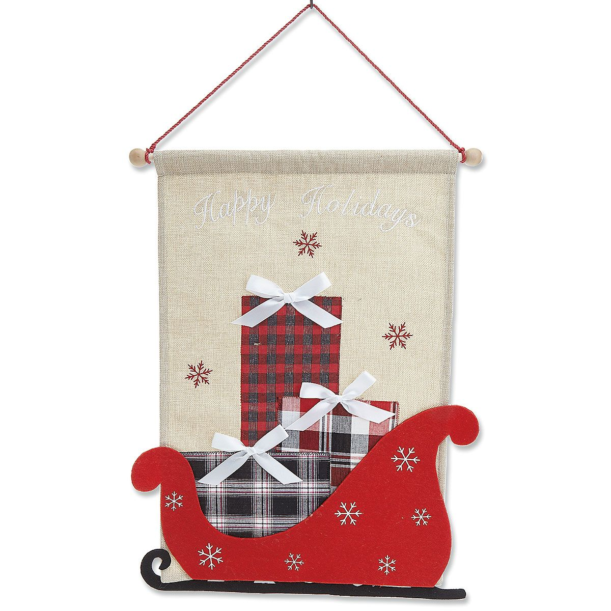 Sled Wall Hanging