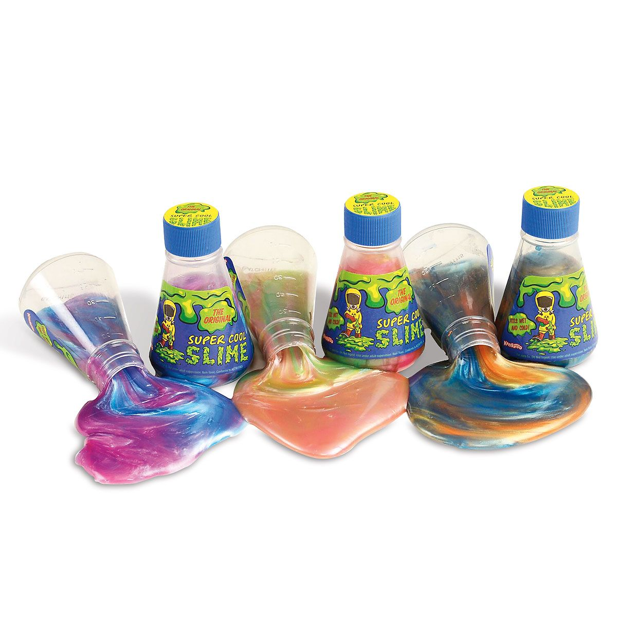 Super Cool Slime