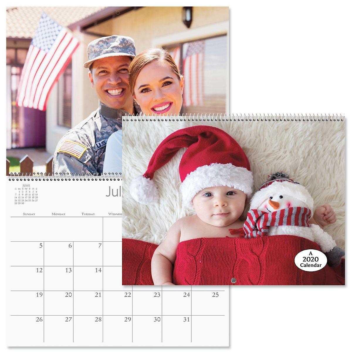 2020 Classic Photo Calendar