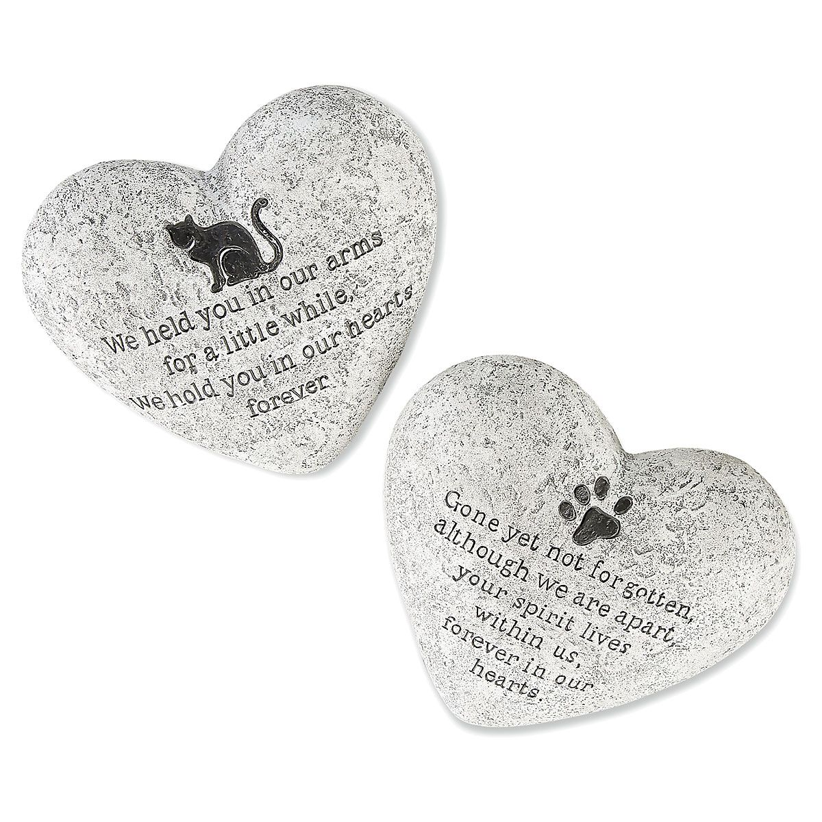 Memory Heart Stones