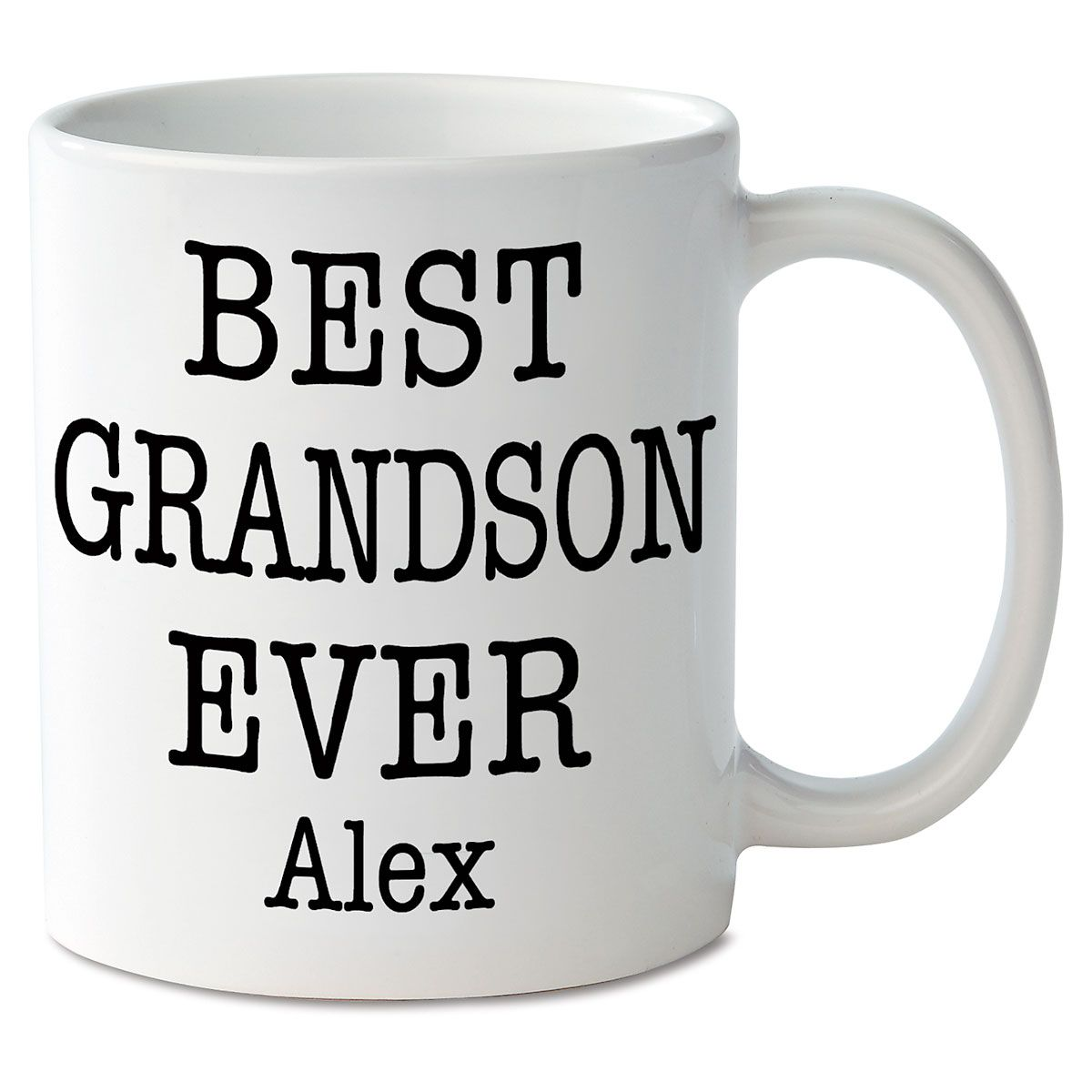 Best Grandson Ever Mug