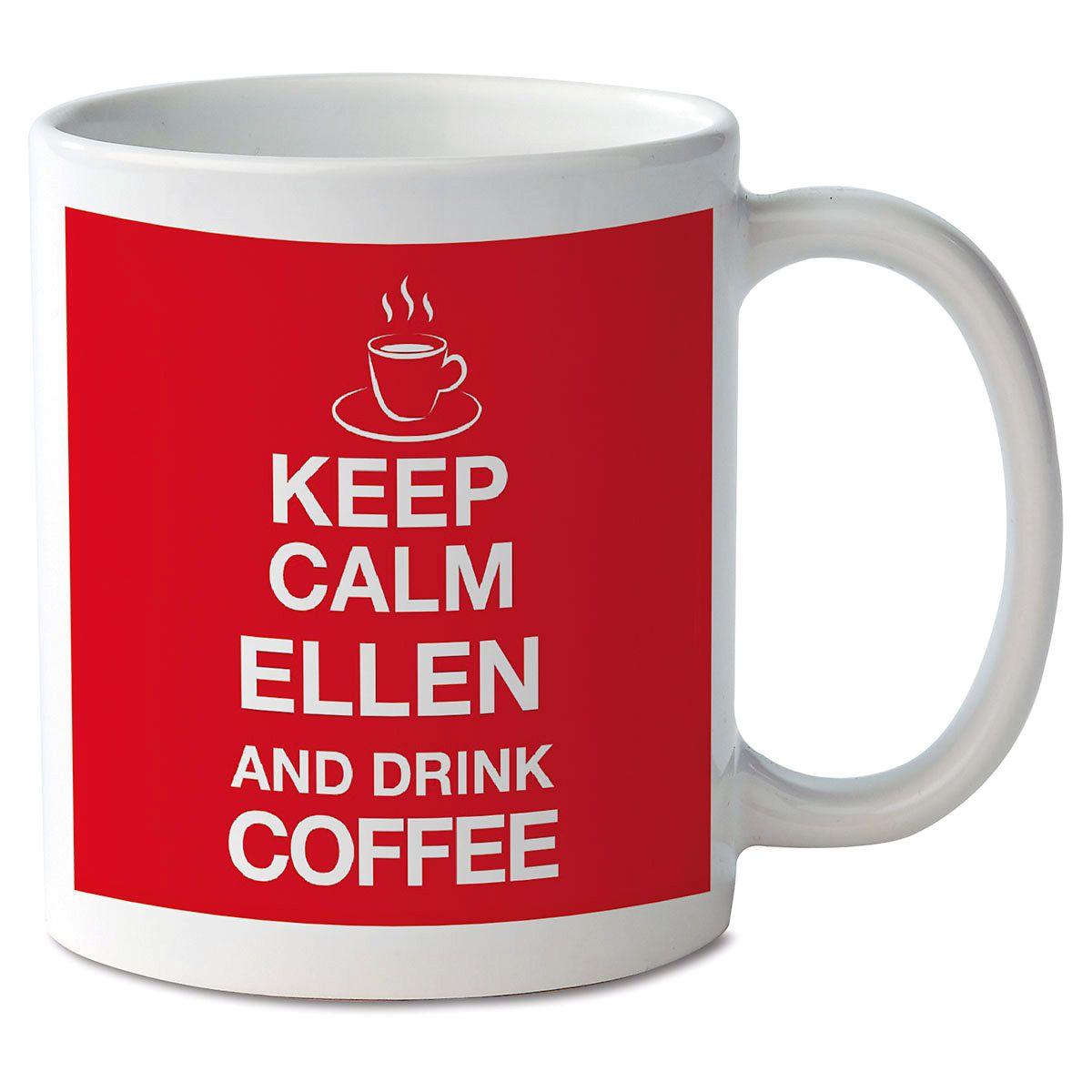 Keep Calm and Drink Coffee Mug