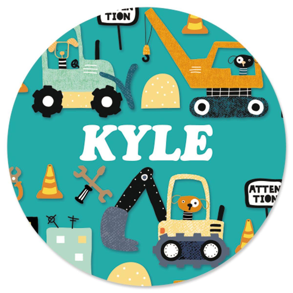 Trucks Stickers