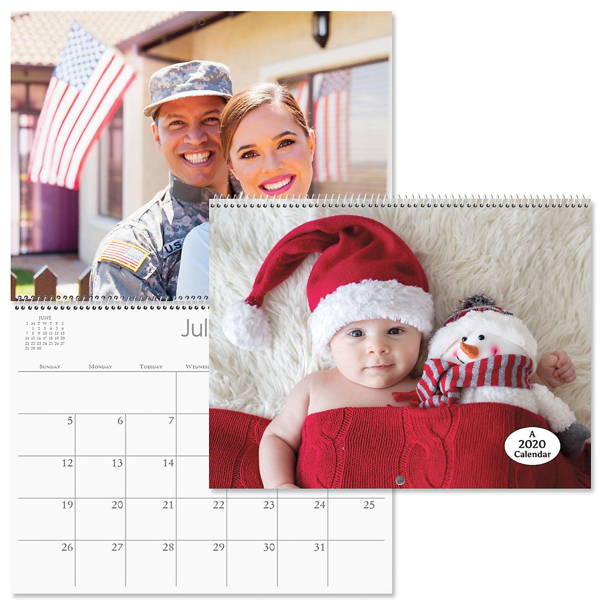 2021 Classic Photo Calendar
