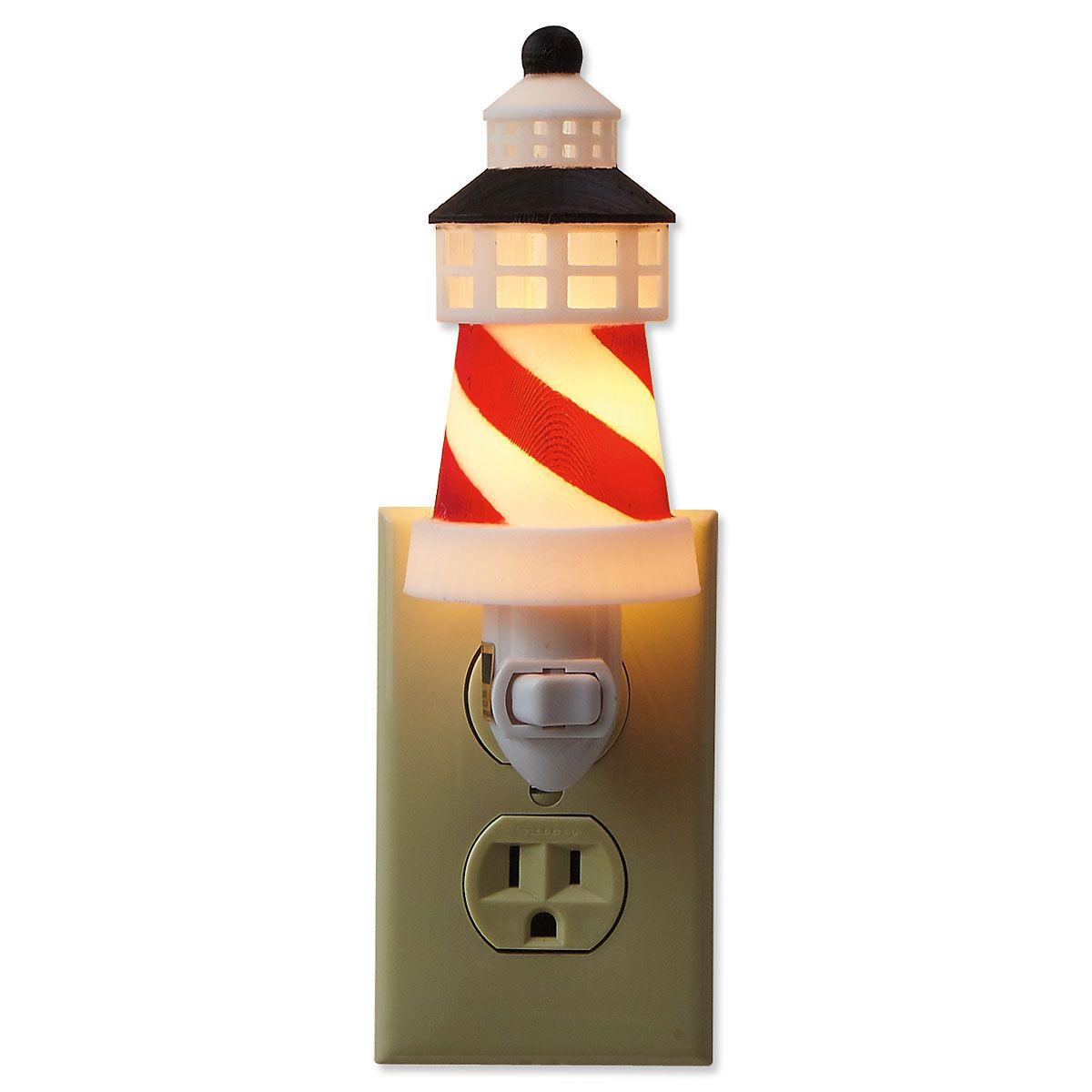 Lighthouse Night Light