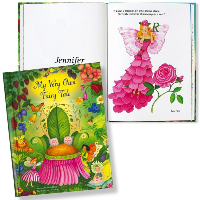 My Very Own® Fairy Tale Personalized Storybook