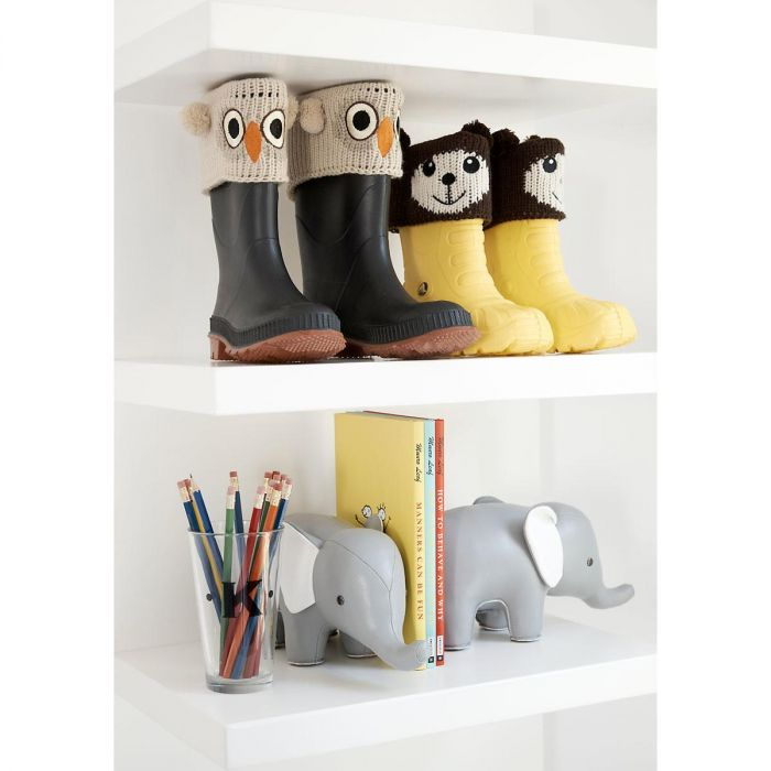 Bear Boot Cuffs by Two's Company