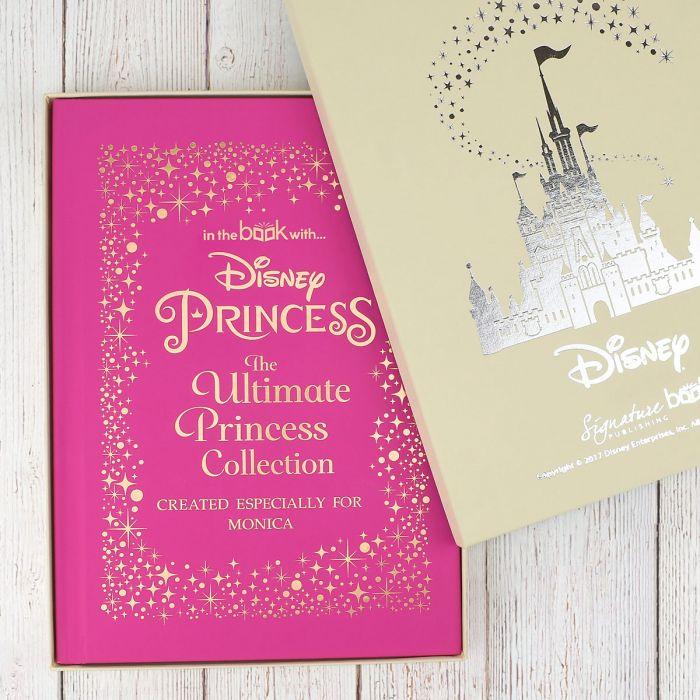 Disney Princess Personalized Storybook