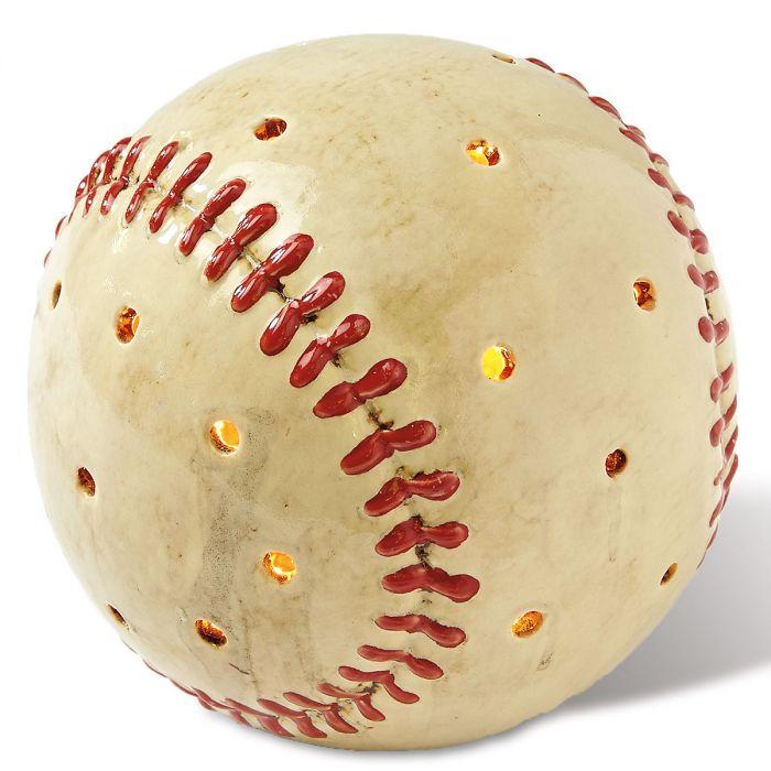 Baseball Plug-In Night Light