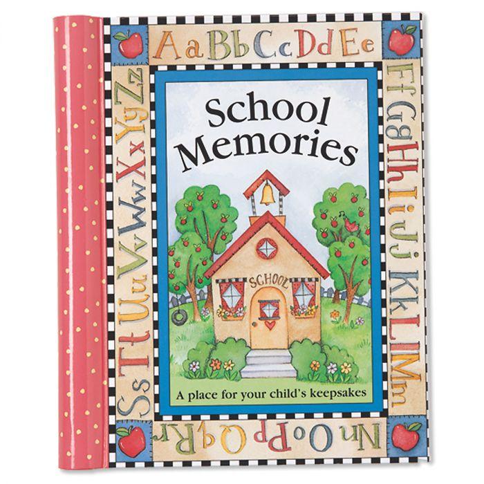School Memories Album