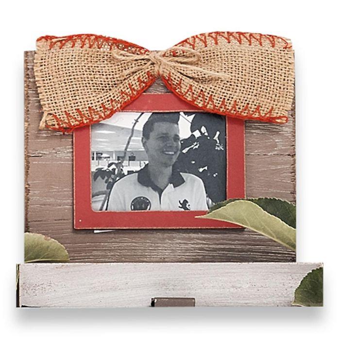 Pine Stocking Holder Frame by Mud Pie