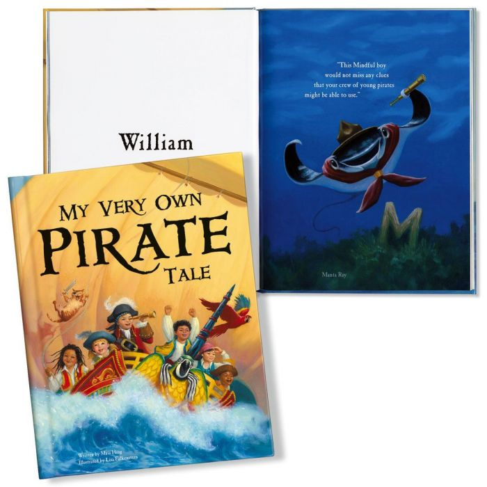 My Very Own® Pirate Tale Personalized Storybook
