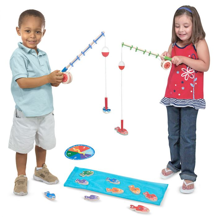 Catch and Count Fishing Game by Melissa & Doug®