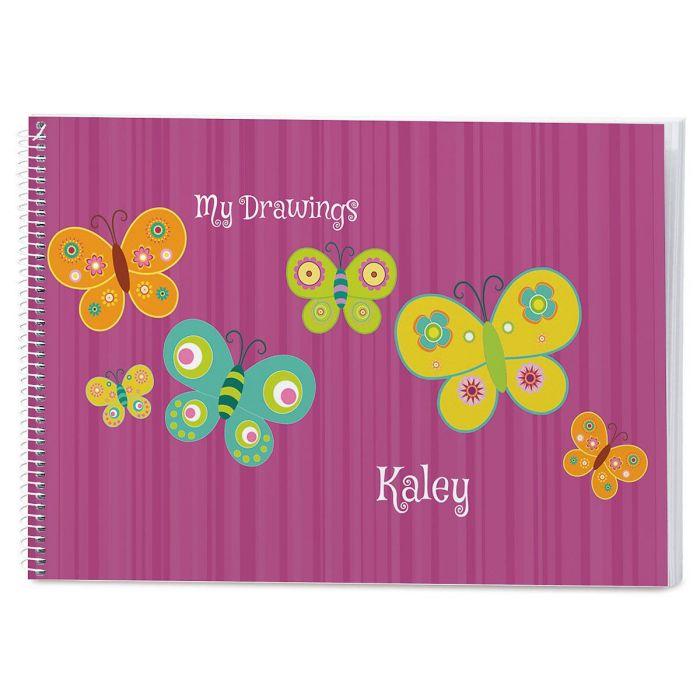 Flutterby Sketchbook