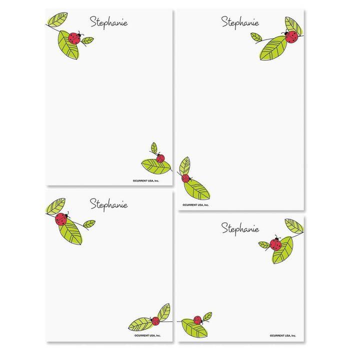 Ladybugs Notepads
