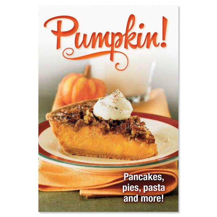 The Pumpkin Cookbook