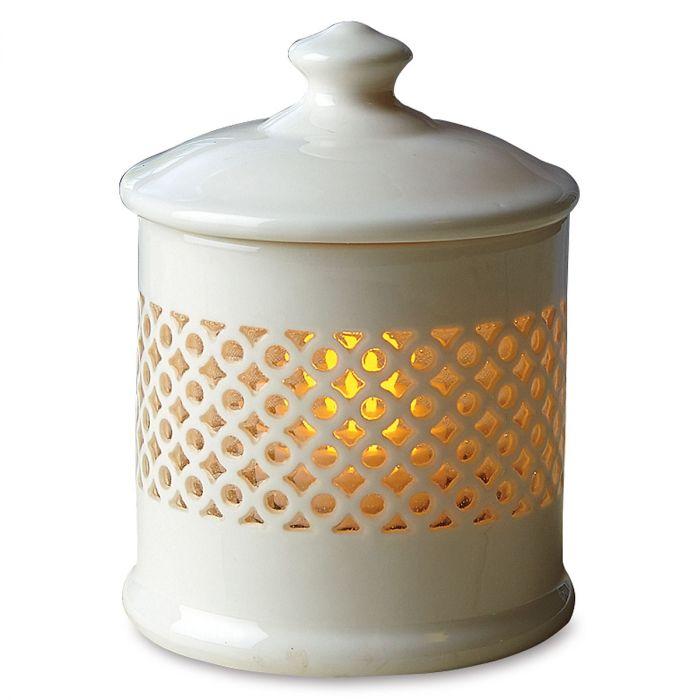Small Ceramic Jar