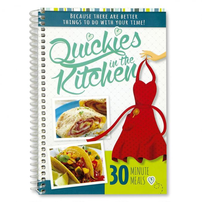Quickies in the Kitchen Cookbook