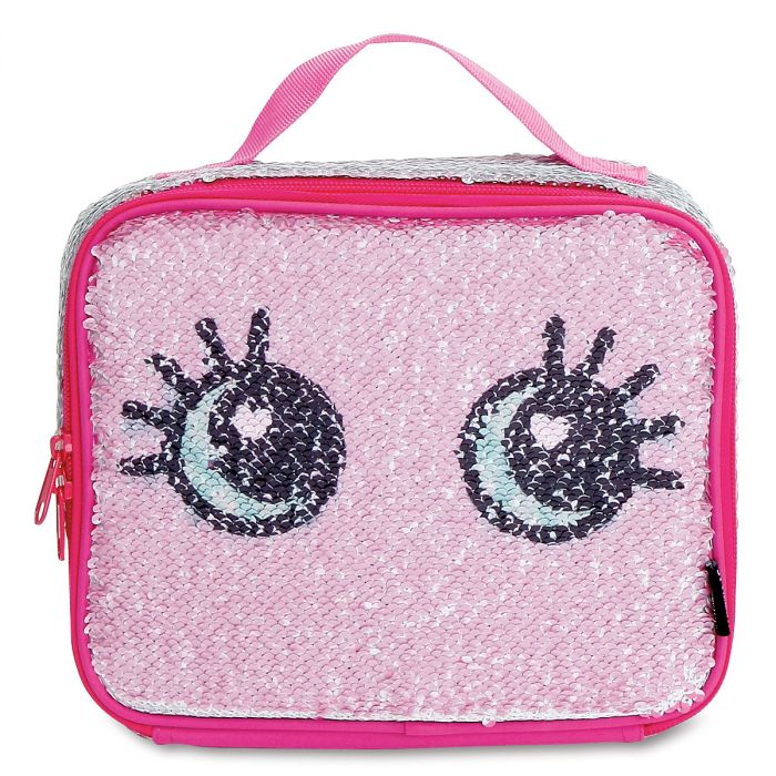 Sequins Lunch Bag