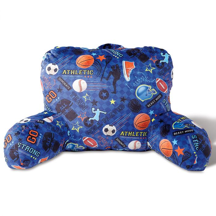 Sports Lounge Pillow by Iscream®