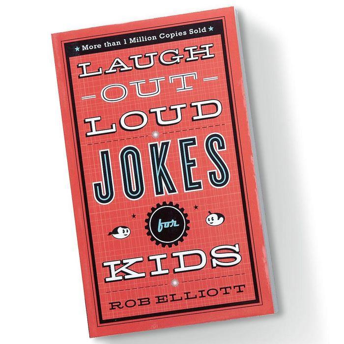 Laugh Out Loud Jokes by Rob Elliott