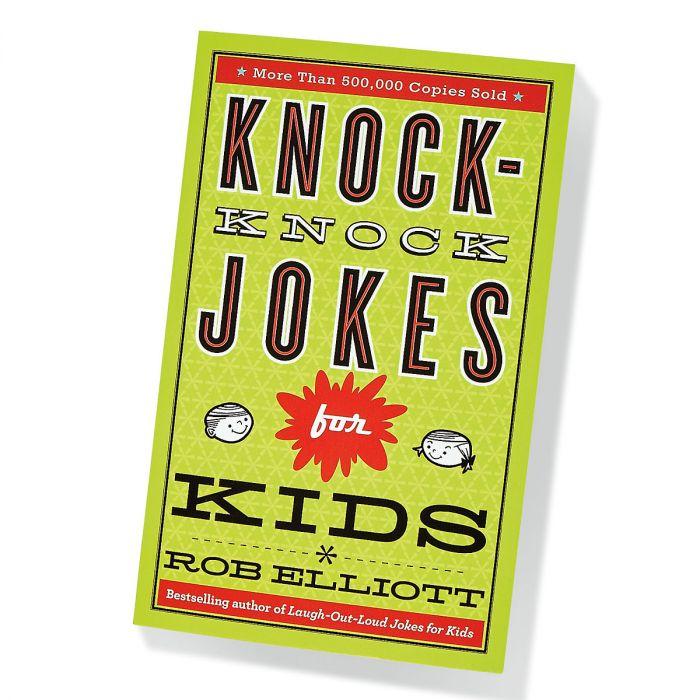 Knock Knock Jokes Book