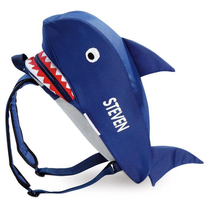 Blue Shark 3-D Backpack