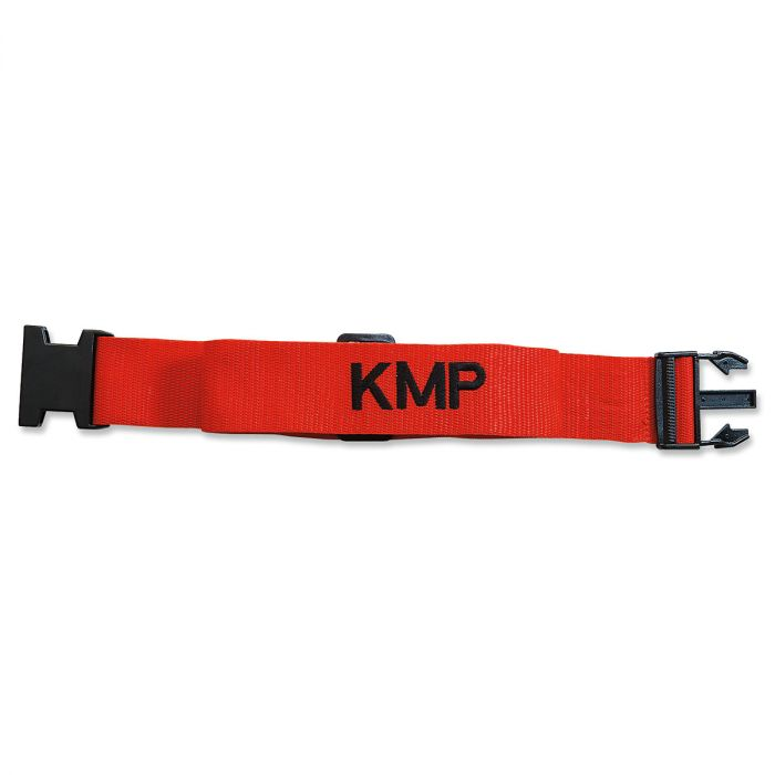 Personalized Luggage Strap - Red