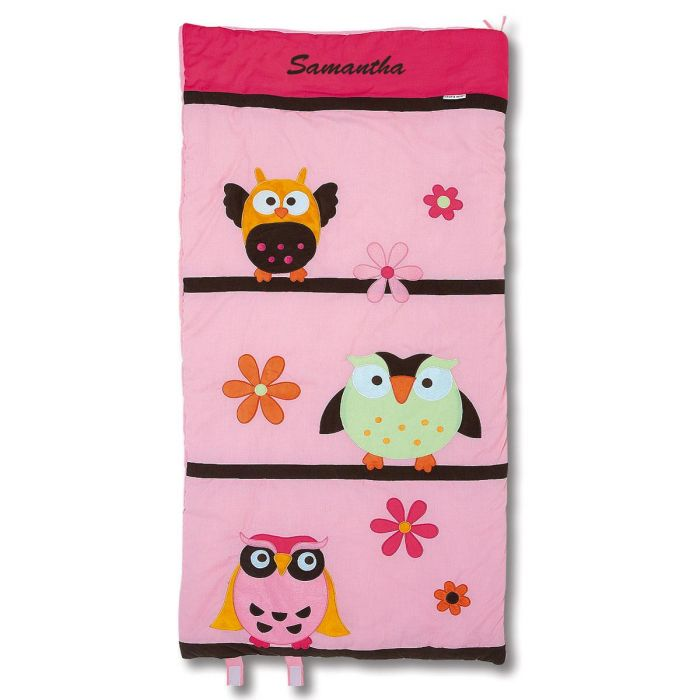 Owl Sleeping Bag